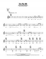 Do-Re-Mi Sheet Music