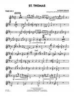 St. Thomas - Tenor Sax 2 Sheet Music