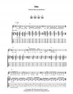 Bike Sheet Music