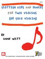 Scottish Airs and Dances for Two Violins Sheet Music
