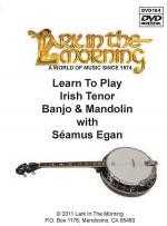 Learn to Play Irish Tenor Banjo & Mandolin Sheet Music
