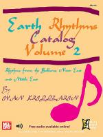 Earth Rhythms Catalog Volume 2 Sheet Music