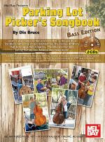 Parking Lot Picker's Songbook - Bass Edition Sheet Music