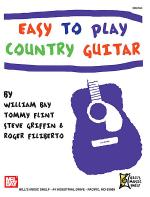 Easy to Play Country Guitar Sheet Music