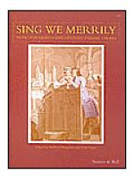 Sing we Merrily. Music for 18th Century Choirs Sheet Music