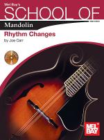 School of Mandolin: Rhythm Changes Sheet Music