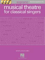 Musical Theatre for Classical Singers Sheet Music