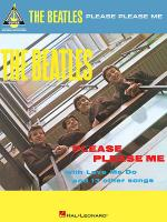 The Beatles - Please Please Me Sheet Music