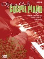 Christmas Carols for Gospel Piano Sheet Music