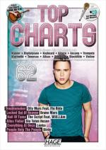 Hage Musikverlag Top Charts 62 Sheet Music
