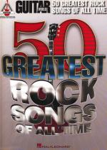 Hal Leonard Guitar World: 50 Greatest Rock Sheet Music