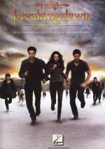 Hal Leonard Twilight Saga: Breaking Dawn 2 Sheet Music