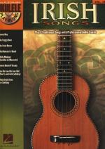 Hal Leonard Ukulele Play-along Irish Songs Sheet Music