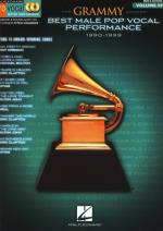 Hal Leonard Grammy Best Male Pop 1990-1999 Sheet Music