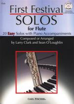 Carl Fischer First Festival Solos - Flute Sheet Music