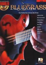 Hal Leonard Mandolin Play Along Bluegrass Sheet Music
