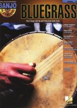Hal Leonard Banjo Play Along Bluegrass Sheet Music