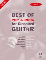 Edition Dux Best Of Pop & Rock Vol.12 Sheet Music