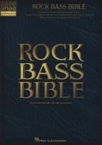 Hal Leonard Rock Bass Bible Sheet Music