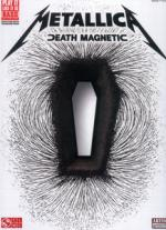 Cherry Lane Music Company Metallica Death Magnetic Bass Sheet Music