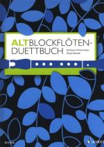 Schott Altblockfl Sheet Music