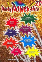 Musikverlag Geiger Party Power Hits Vol.20 Sheet Music