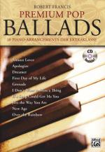 Alfred Music Publishing Premium Pop Ballads Sheet Music