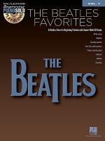 The Beatles Favorites Sheet Music