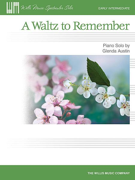 A Waltz to Remember Sheet Music