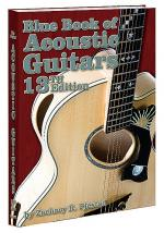 Blue Book of Acoustic Guitars Sheet Music