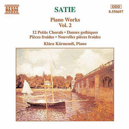 Satie: Piano Works Vol. 2 Sheet Music