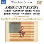 Bennett R.R.: Suite of Old American Dances / Gershwin G.: Rhapsody in Blue (American Tapestry) Sheet Music