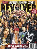 Revolver Magazine - January/February 2012 Sheet Music