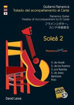 Solea 2 DVD/Booklet: Treatise of Accompaniment to El Cante Sheet Music