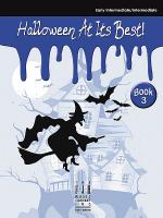Halloween at its Best, Book 3 Sheet Music