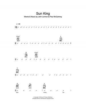 sun king music