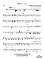 Mamma Mia: Tuba Sheet Music