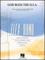 God Bless The U.S.A., pt.4 part - Bb Tenor Sax/Bar. T.C. sheet music to print instantly for band Sheet Music