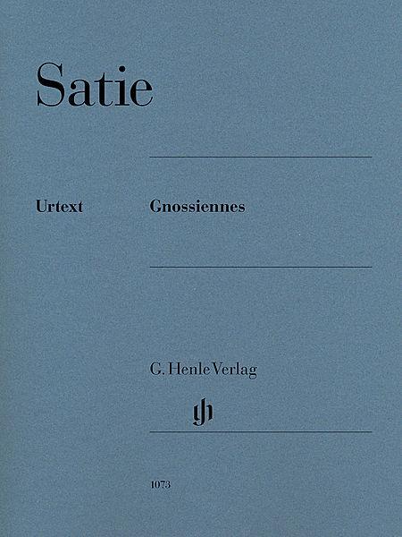 Erik Satie - Gnossiennes Sheet Music
