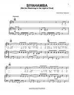 Siyahamba (We Are Marching In The Light Of God) Sheet Music