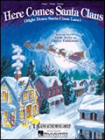 Here Comes Santa Claus (Right Down Santa Claus Lane) (COMPLETE) sheet music to print instantly for v Sheet Music