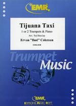 Tijuana Taxi Sheet Music