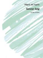 Summer Song, Op. 26 Sheet Music
