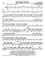 The Edge Of Glory - Drums Sheet Music