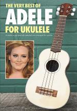 The Very Best of Adele for Ukulele Sheet Music