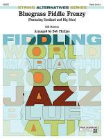 Bluegrass Fiddle Frenzy Sheet Music