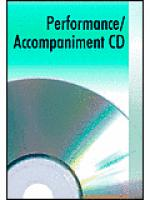 Without a Sound - P/A CD Sheet Music