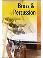 We Thank You, Lord - Brass and Percussion Score and Parts Sheet Music