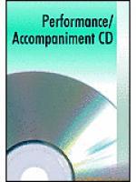 We Thank You, Lord - Performance/Accompaniment CD Sheet Music