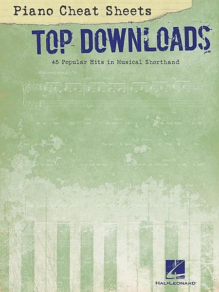 Piano Cheat Sheets: Top Downloads Sheet Music